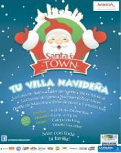 SANTAS TOWN tu villa navideña 2013