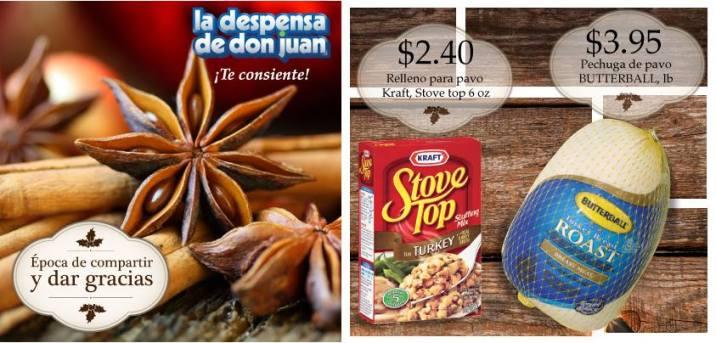 Thanksgiving DAY La Despensa de Don Juan - 26nov13