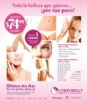 Tus rostro puede lucir bien CORPOBELLO promociones - 14nov13