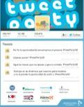 TweetPartyGD siguenos y participa Grupo Dutriz Multimedia - 14nov13