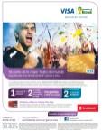 VISA te invita a ser parte de Fifa world cup BRASIL 2014