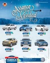 Volkswager GOL JETTA AMARK en navidad - 11nov13