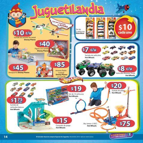 Walmart Guia de Compras Juguetes nov 2013 - page_14