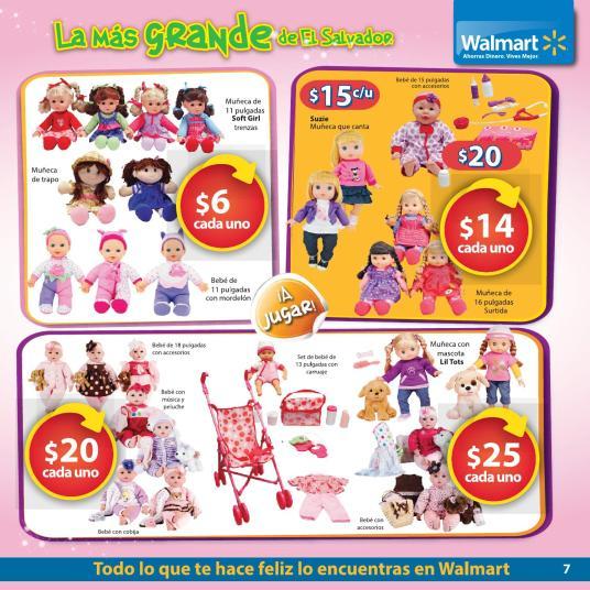 Walmart Guia de Compras Juguetes nov 2013 - page_7
