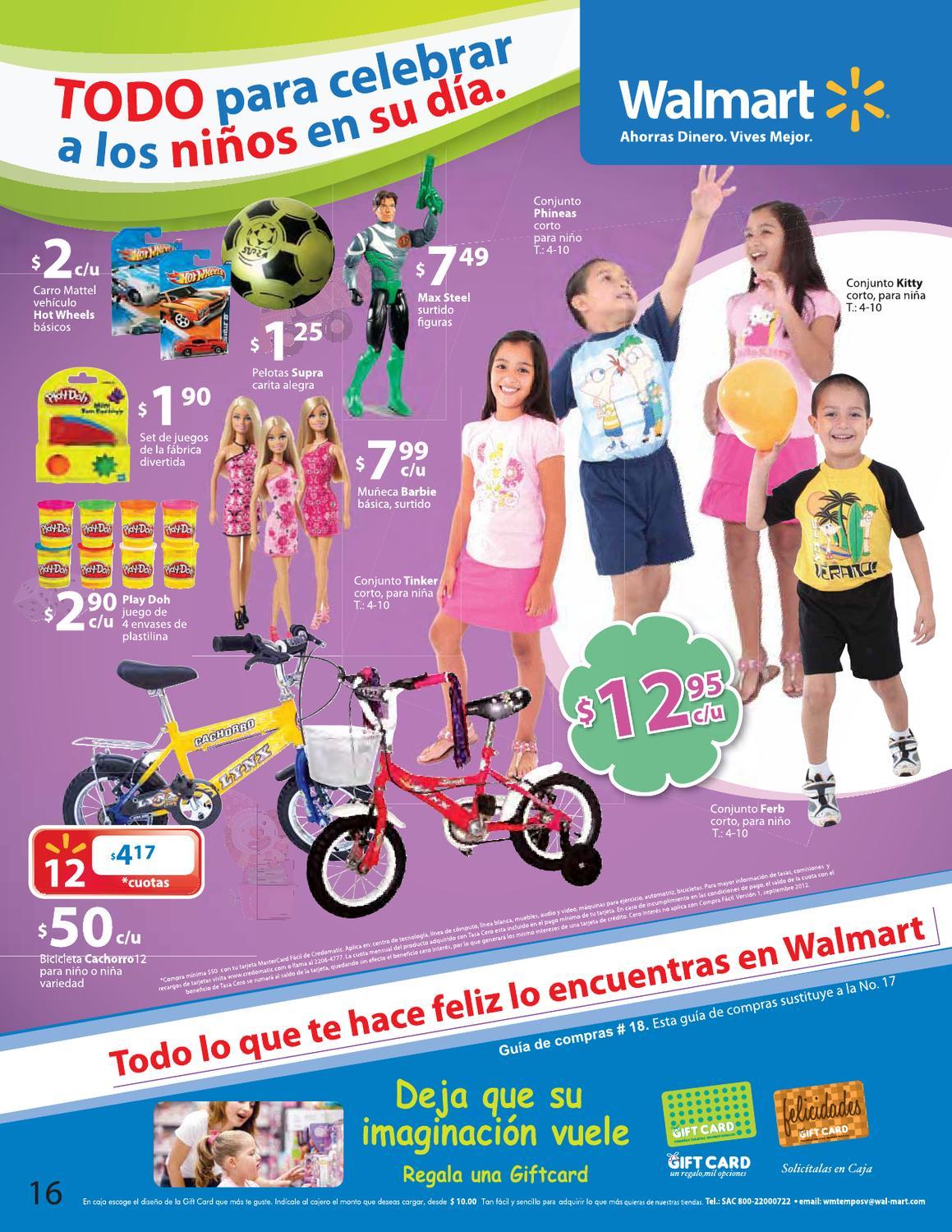 Walmart Guia de compras 18 - pag16