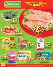 supermercado Maxi Despensa ofertas de hoy - 01nov13