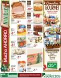 Canastas Navideñas GOURMET Super Selectos promociones - 17dic13