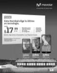 Celualres LG esta navidad promocion MOVISTAR - 24dic13