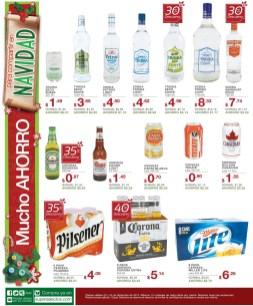 Cervezas LITE MILLER PILSENER ofertas super selectos - 23dic13
