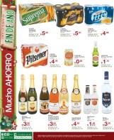 Cervezas SUPREMA MILLER PILSENER CARTA BLANCA - 31dic13