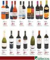 Champagne Vinos Sidras SUPER SELECTOS descuentos - 30dic13