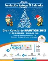 Concierto navideño en La Gran Via Fundacion Azteca