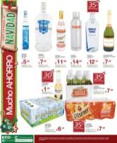 Descuentos en cervezas licores y vodkas SUPER SELECTOS - 24dic13