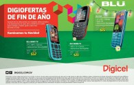 Digi ofertas celulares BLU Digicel el salvador - 27dic13