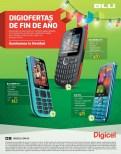 DigiOfertas Fin de Año celulares con TV BLU promociones digicel - 31dic13