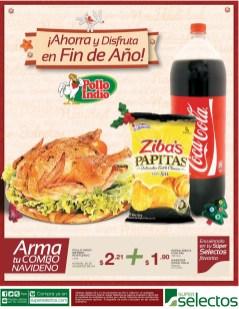 Disfruta y Ahorra combo de pollo indio mas coca cola - 30dic13