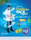 Doble pack digital navidad TIGO hogar - 06dic13