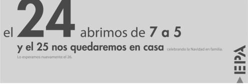 EPA horarios de atencion - 24dic13