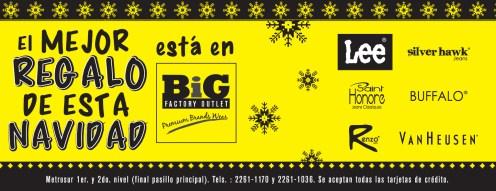 El Mejor regalo de navidad BIG Factory outlet - 13dic13