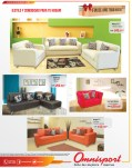 Estilo y Comodidad para tu hogar OMNISPORT - 13dic13