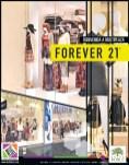 FOREVER 21 store at MULTIPLAZA el salvador