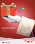Feliz navidad te desea DIGICEL el salvador
