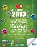 GRUPO Radio SAMIX feliz año nuevo 2014