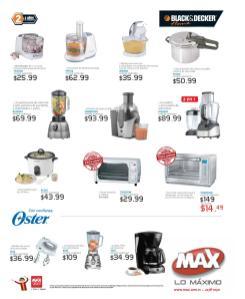 Guia de Ofertas Navideñas Tiendas MAX - page 13
