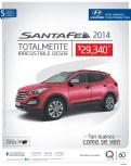 Hyundai SANTA FE 2014 savings grupo Q - 09dic13