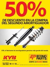 KYB amortiguadores de calidad en descuento - 04dic13