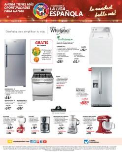 Kitchen Aid and Whirpool savings LA CURACAO - 17dic13