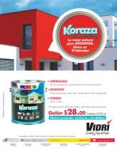 Koraza maxima protección 5 la mejor pintura VIDRI - 09dic13