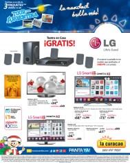 LG Smart TV Cinema 3D ofertas La Curacao - 03dic13