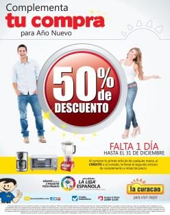 La Liga española te espera LA CURACAO promociones - 30dic13