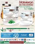 Life Desing VAJILLA para tu hogar promociones SUPER SELECTOS - 21dic-13