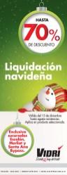 Liquidacion articulos Navideños Descuentos VIDRI - 13dic13