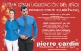 Liquidacion de navidad PIERRE CARDIN - 16dic13