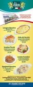 Los mejores menus LA BODEGA ITALIANA - 10dic13