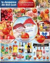 Los mejores precios en el SUPERMERCADO DDJ el salvador - 21dic13