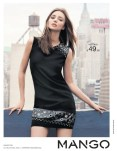 MANGO fashion Dress promotion Multiplaza - 11dic13