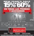 NEW Year sale MONTECARLO discounts - 28dic13
