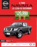 Nissan Navarra 2014 promotion GRUPO Q - 16dic13