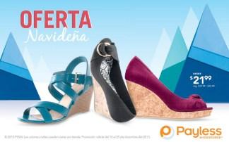 Oferta Navideñas PAYLESS shoesource - 18dic13