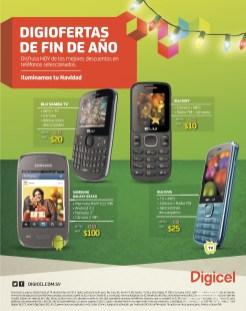 Ofertas de fin de año DIGICEL promociones - 23dic13