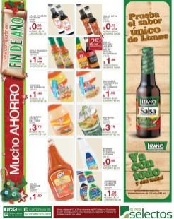Ofertas en aderezos y salsas SUPER SELECTOS - 27dic13