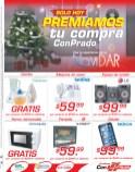 PRADO continuan los premios navideños - 09dic13