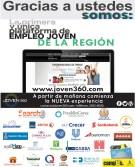 Plataforma de EMPLEO para Jovenes Joven360.com - 18dic13