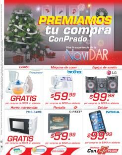 Premiamos tu compras con PRADO Navidar -- 06dic13