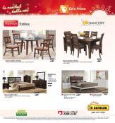 Promociones Navideñas 2013 La Curacao el salvador Comedores COMMODITY - page 3
