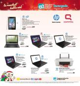 Promociones Navideñas 2013 La Curacao el salvador HP COMPAQ - page 26